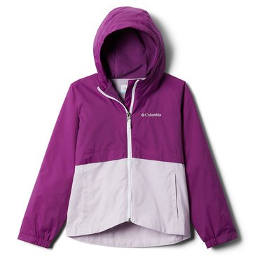 Columbia Little Girls' Rain-Zilla Lightweight Jacket