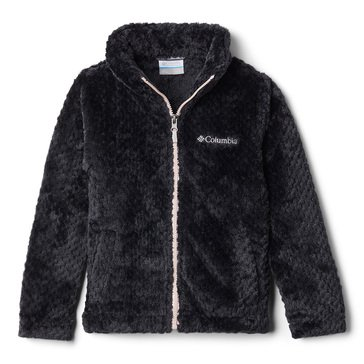 Columbia Big Girls' Fire Side Sherpa Full Zip Jacket