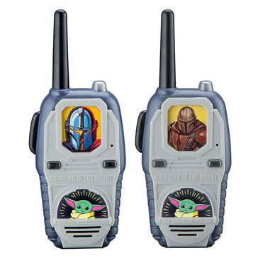 Star Wars The Child Walkie Talkies