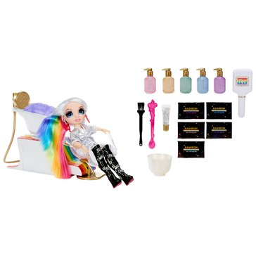 Rainbow Surprise Salon Playset
