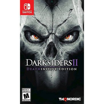 Switch Darksiders II Deathinitive Edition