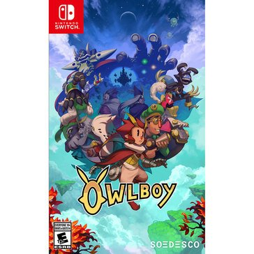 Switch Owlboy