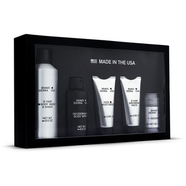 Bravo Sierra Deluxe 5pc Holiday Gift Set