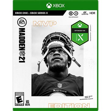 Xbox One Madden NFL 21 MVP Edition