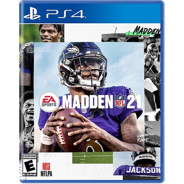 PS4 Madden NFL 21 Standard Edition