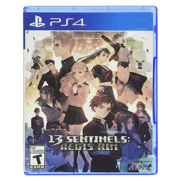 PS4 13 Sentinels: Aegis Rim
