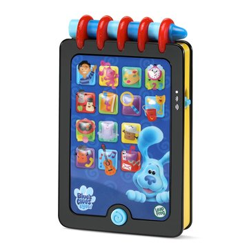 Leap Frog Blues Clues and You Smart Handy Dandy Notebook