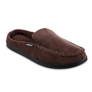 Totes Men's Jared Microterry Hoodback Slipper