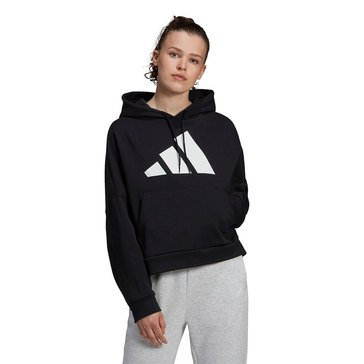 adidas Women's Urban Hoodie Fleece