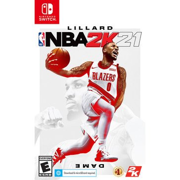 Switch NBA 2K21