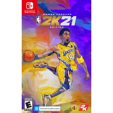 Switch NBA 2K21 Mamba Forever Edition
