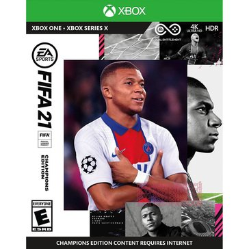 Xbox One FIFA 21 Champions Edition