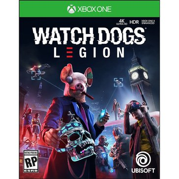 Xbox One Watch Dogs: Legion Limited Edition