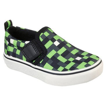 Skechers Kids Toddler Boys' Street Fame Zamblo Sneaker