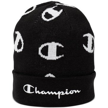 Champion Men's Life Script Beanie