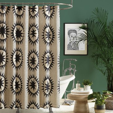 Justina Blakeney Soleil Shower Curtain