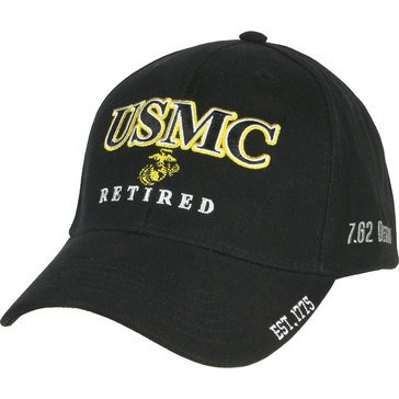 7.62 USMC EGA Retired Hat