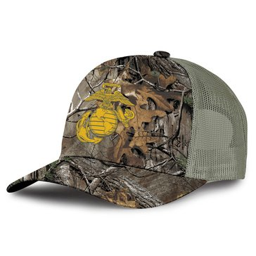 The Game Unisex EGA Trucker Mesh Hat