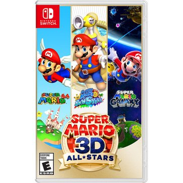 Switch Super Mario 3D All-Star