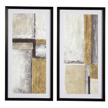 Signature Design by Ashley Jaxley Wall Art Set of 2