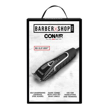 Conair Barber Shop Series Ultimate Grip Clipper