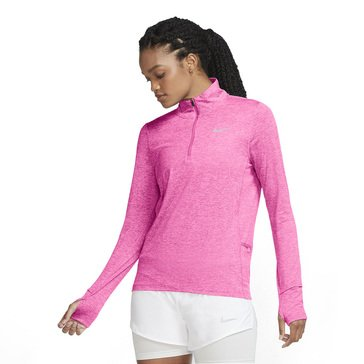 Nike Women's Element Top Half Zip