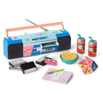 2021 American Girl Courtney's Sleepover Accessory Set