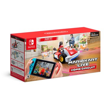 Switch Mario Kart Live: Home Circuit Mario Set