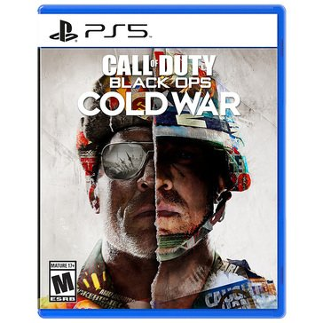PS5 Call of Duty; Black Ops Cold War