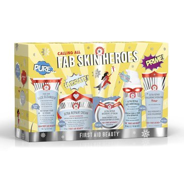First Aid Beauty Calling All FAB Skin Heroes Kit