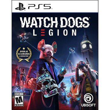 PS5 Watch Dogs: Legion Limited Edition