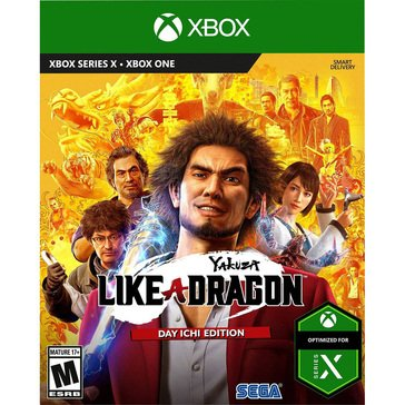 Xbox Series X/Xbox One Yakuza: Like a Dragon Day Ichi Edition