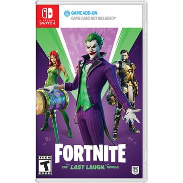 Switch Fortnite: The Last Laugh Bundle