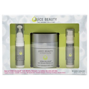 Juice Beauty Stem Cellular Anti-Wrinkle Skincare Set