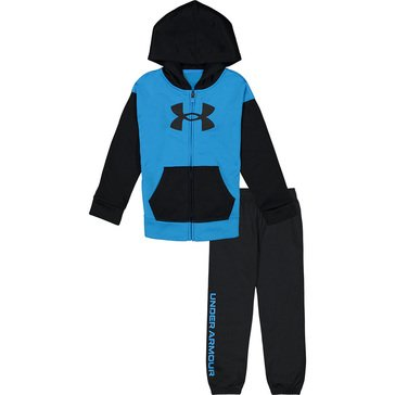 Under Armour Little Boys' Brand Stack Set