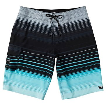 Billabong Big Boys' All Day Stripe Pro Boardshorts