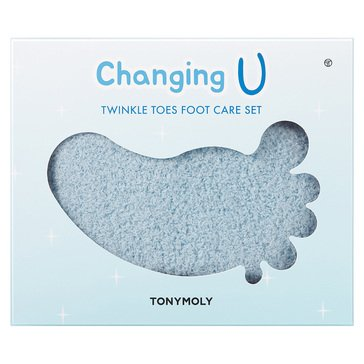 TonyMoly Changing U Twinkle Toes Foot Care Set