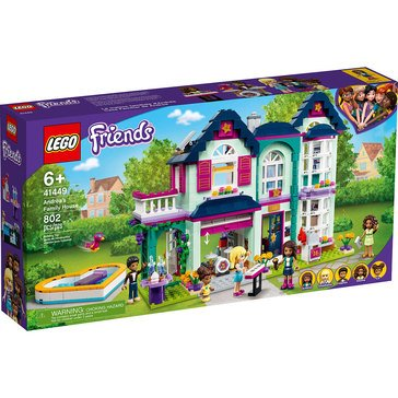 LEGO Friends Andreas Family House (41449)