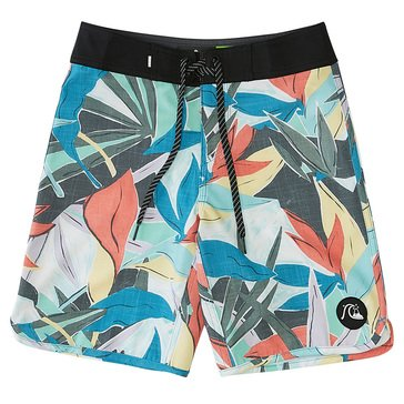 Quiksilver Youth Surfsilk Mystic Sessions Boardshort