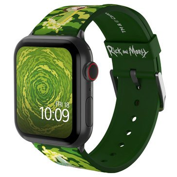 MobyFox Rick and Morty Apple Watch Band