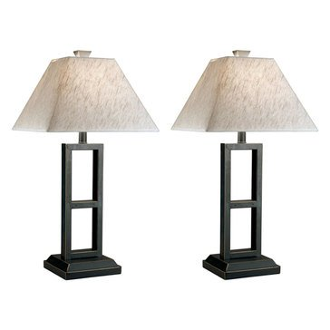 Signature Design by Ashley 2-Pack Deidra Table Lamp