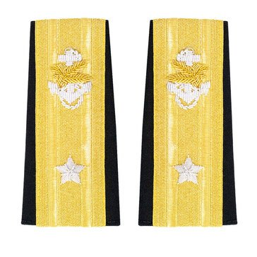 Soft Boards RDML Lower (1 Star) Supply Corps