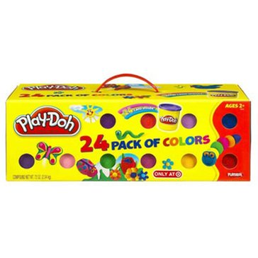 Play-Doh Super 24-Color Pack