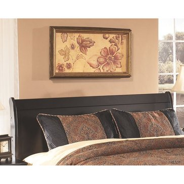 Signature Design by Ashley Huey Vineyard Queen Sleigh Headboard