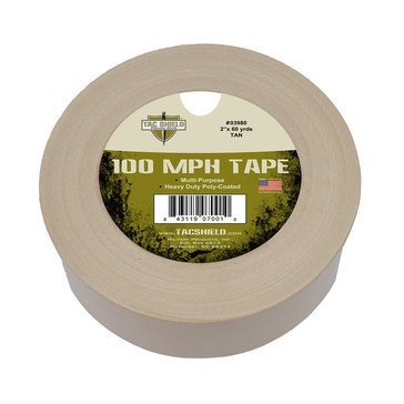 Tac Shield 100 MPH Heavy Duty Tactical Tape, 60 Yards