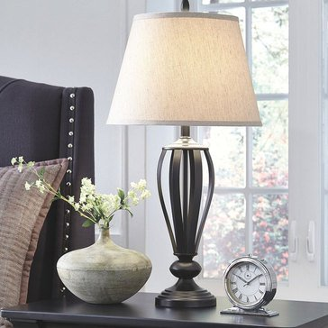 Signature Design by Ashley 2-Pack Mildred Table Lamps