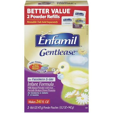 Enfamil Gentlease Powder Refill Box 33.2oz