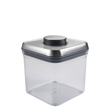 OXO Steel Pop 2.4 Square Container
