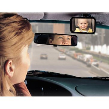 Safety 1st Front Or Back Baby View Mirror