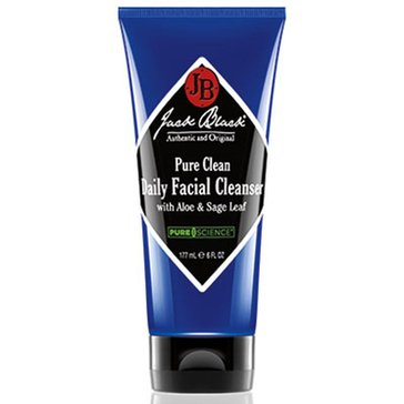 Jack Black Pure Clean Daily Facial Cleanser 6oz